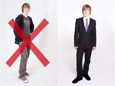 KHK die Welt der Mode: Kleider machen Leute, stimmt das?