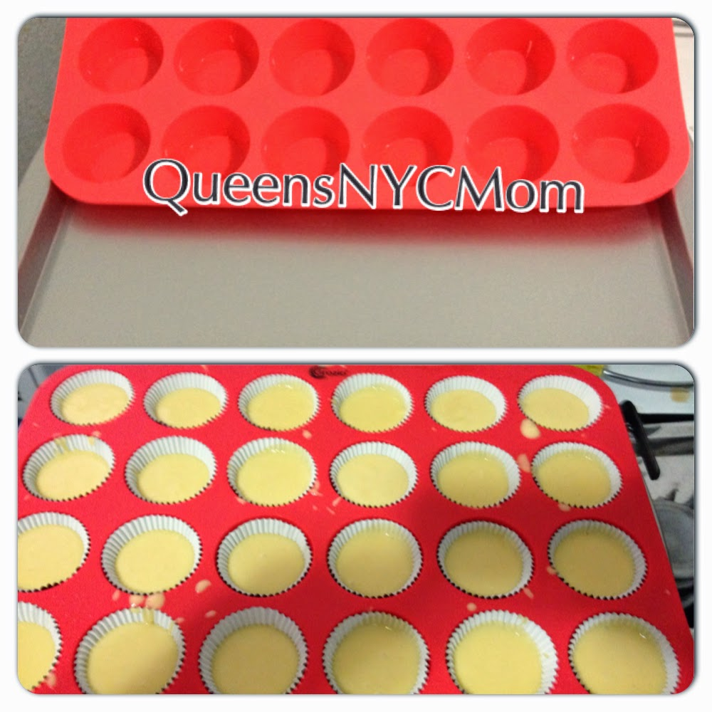 Review Grazia 174 Silicone 24 Cup Mini Muffin Pan Queensnycmom