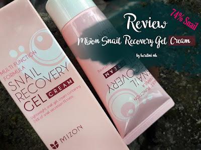 Mizon Snail Recovery Gel Cream