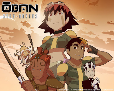 Oban Star Racers