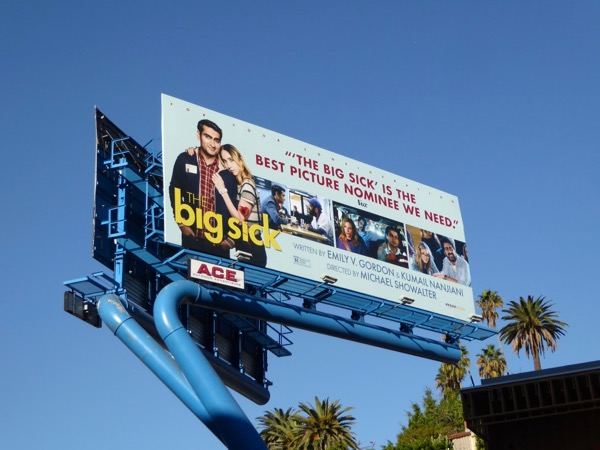 Big Sick fyc billboard
