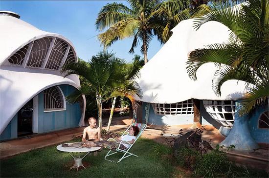 Auroville - a cidade sem classes sociais e políticos, onde todos ganham o mesmo salário - Img 6