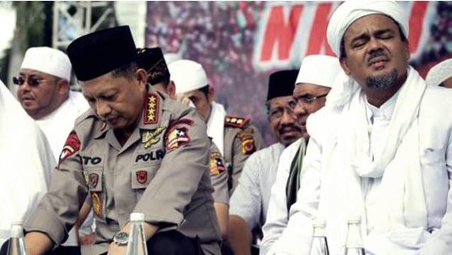Wow! Tito Karnavian-Habib Rizieq Ditantang Mubahalah