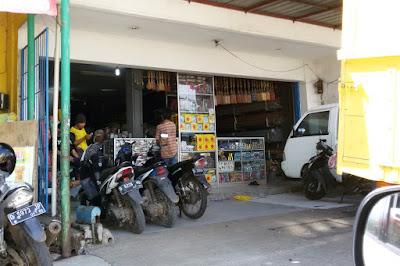 Supplier gorden di Bandung