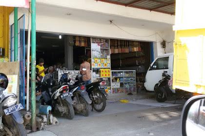 Pusat Kain dan Toko Gordeng di Bandung