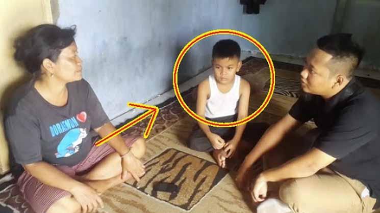 Alasan Bocah 8 Tahun Milih Jadi Mualaf Ini Bikin Merinding, Orangtuanya Yang Non Muslim Geleng Kepala