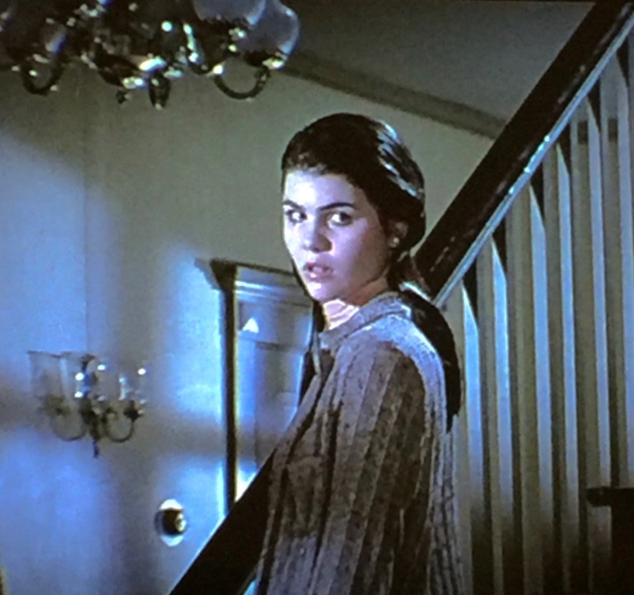 Cult Film Freak When Scary Met Sally Meg Ryan Begins In Amityville 3d