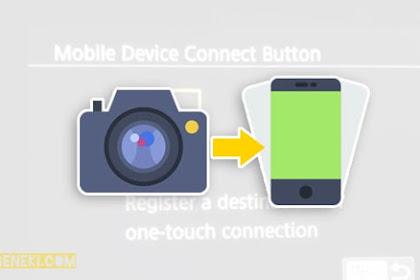 Cara Mengirim Foto dari Kamera Canon ke HP Android Secara Langsung
