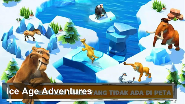 Ice Age Adventures - Game Petualangan Offline