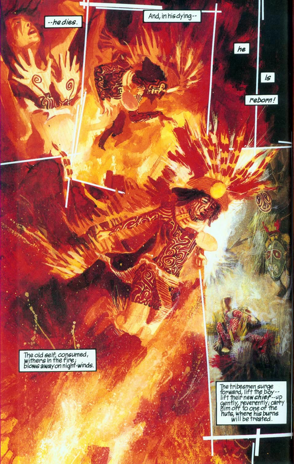 Read online Mercy comic -  Issue # Full - 50