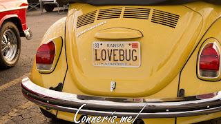 Volkswagen Beetle LOVEBUG