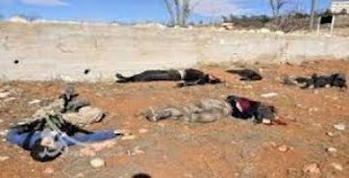 الجيش العراقي يعلن مقتل عدد من عناصر داعش الارهابي و تدمير اوكارهم وعجلاتهم في بيجي والشرقاط