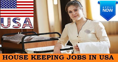 Find Housekeeping Jobs In USA
