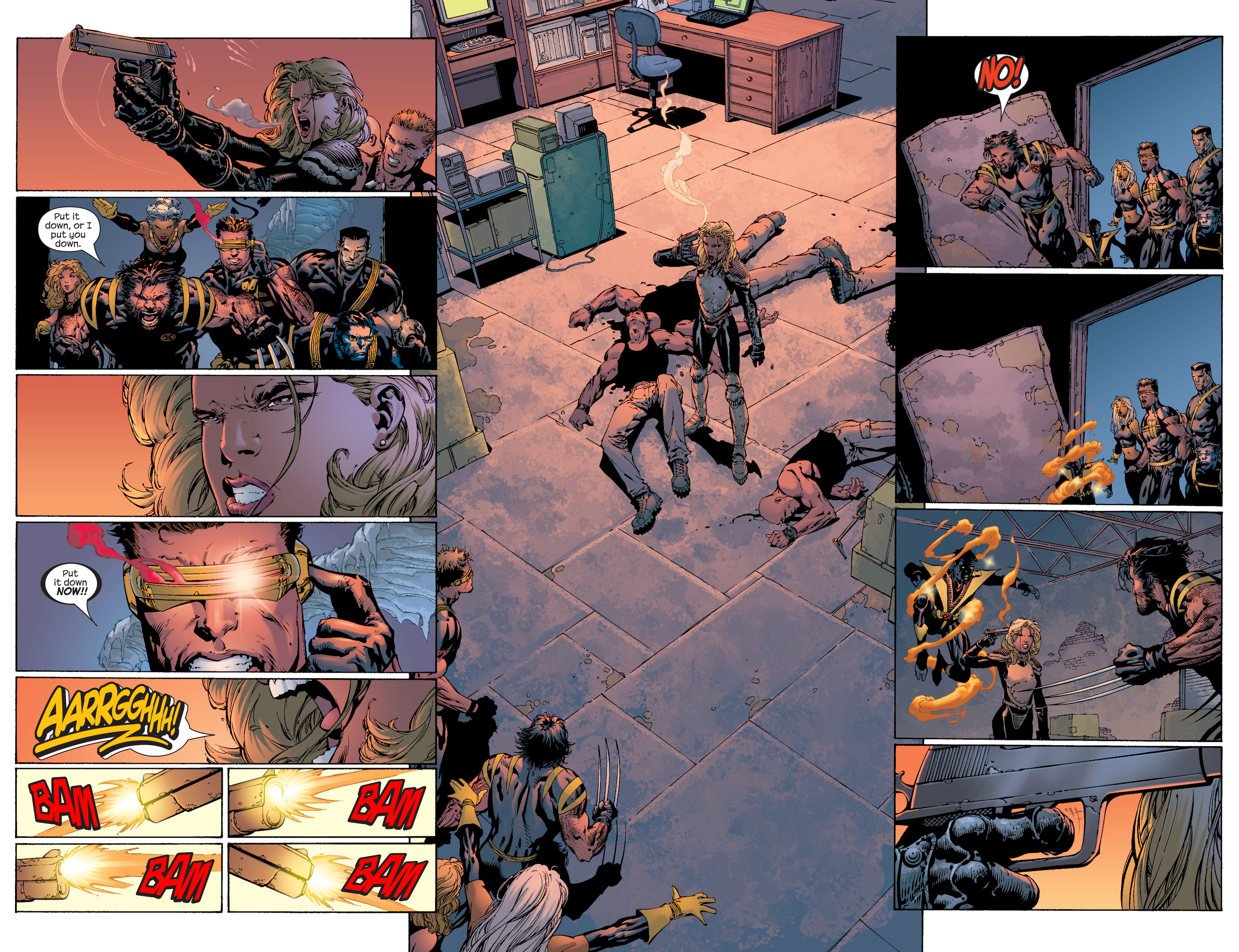 Read online Ultimate X-Men comic -  Issue #39 - 13