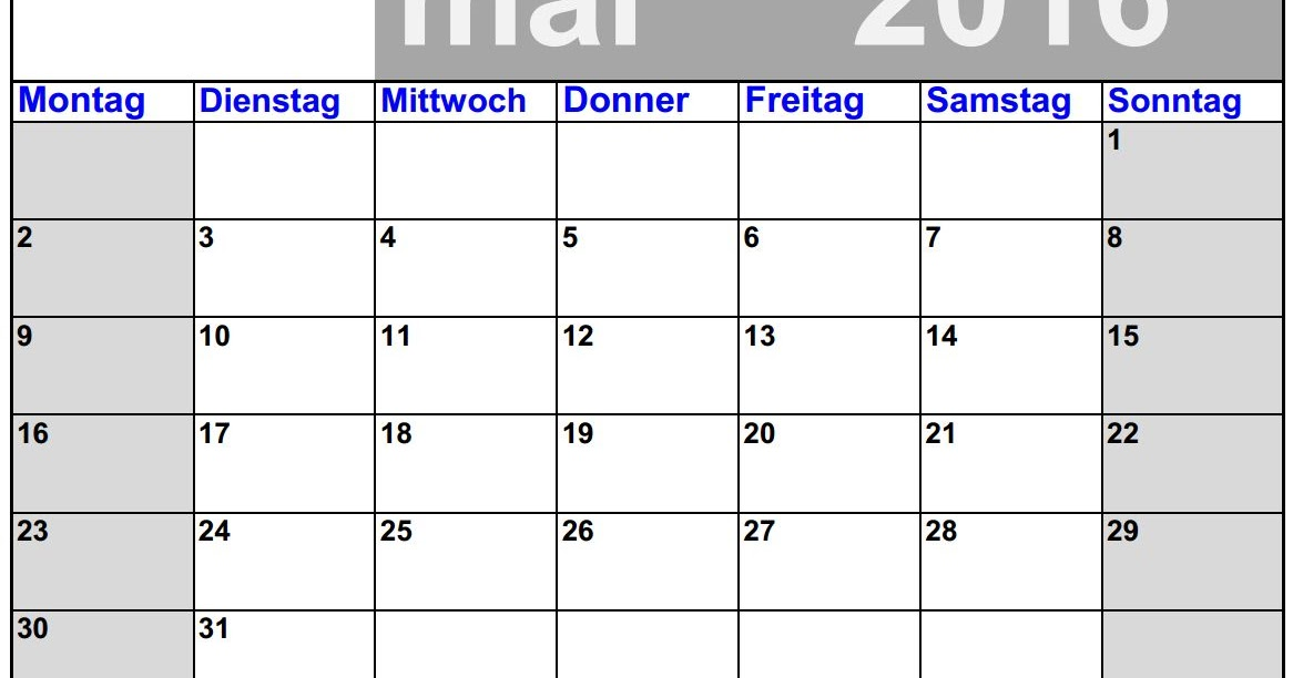 deutsch kalender mai 2016 drucken deutsch mai druckbare kalender mit noten 2016 blank calendar. Black Bedroom Furniture Sets. Home Design Ideas
