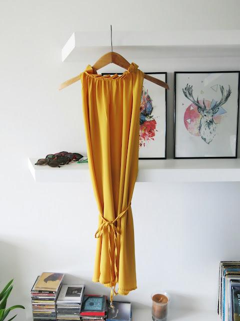 Sukienki oraz bluzeczka ze sklepu Light in the box.