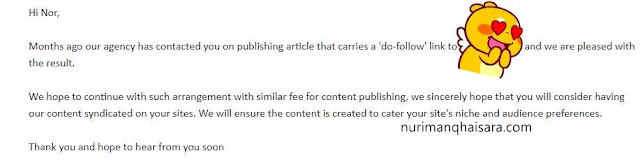 publishing content,collaboration,advertorial blog,sponsored post,Blog seo