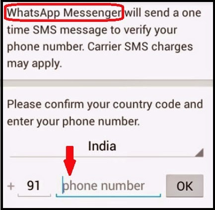 Use 2 WhatsApp Accounts on a Single Mobile