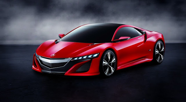 2019 Acura NSX Specs, Interior, Performance, Price, Release date, Horsepower