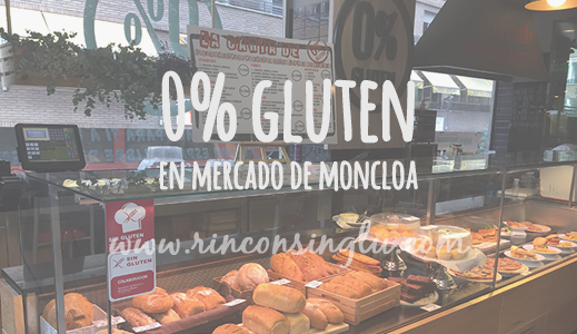 0% gluten en madrid