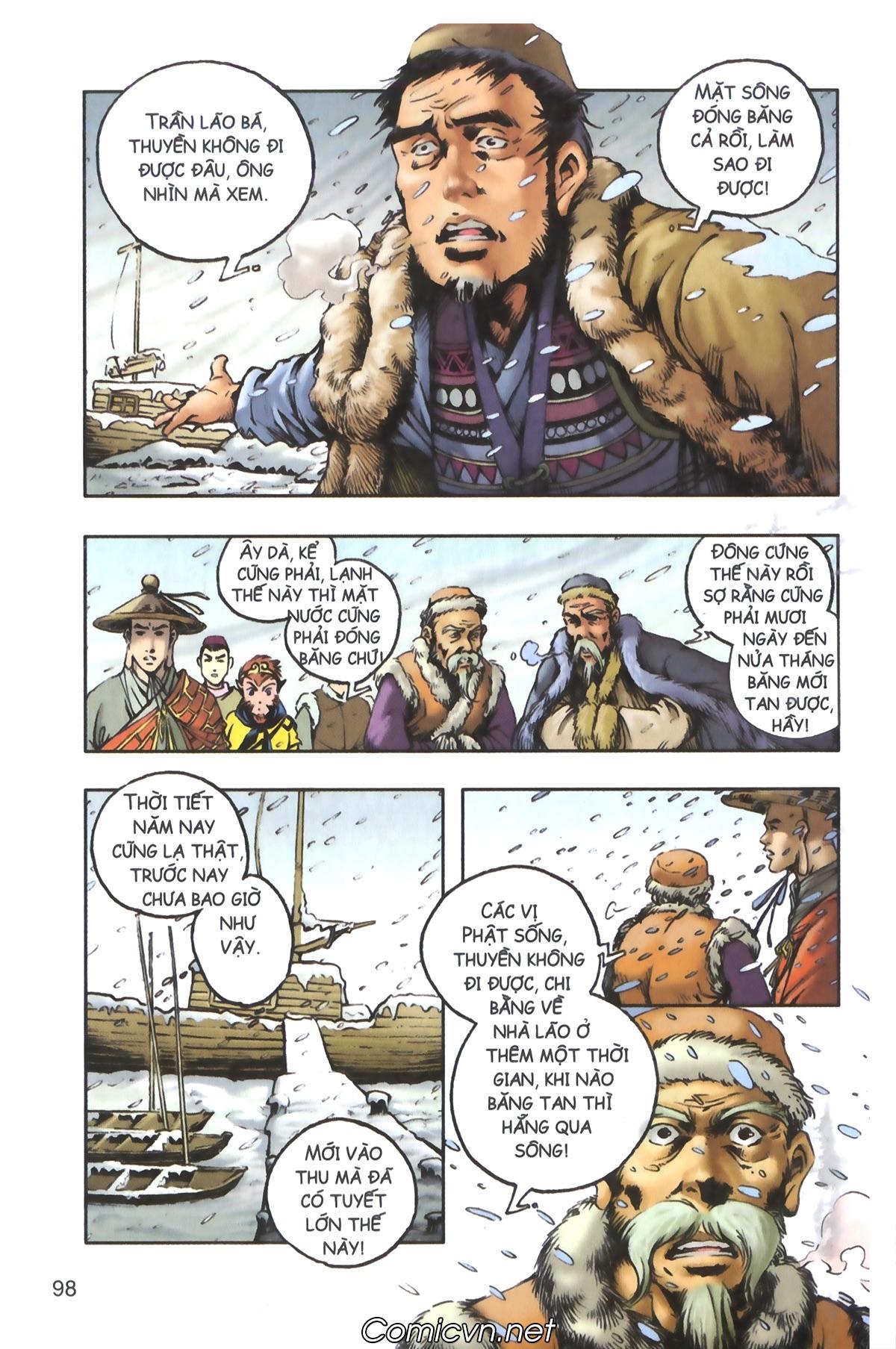 Tây Du Ký màu - Chapter 93 - Pic 34