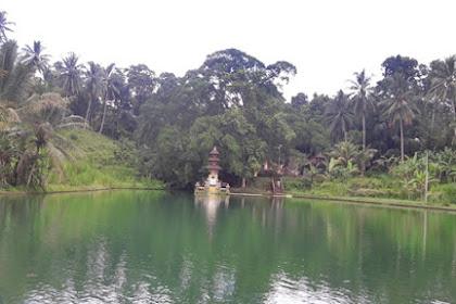 Taman Mumbul Sangeh dan Sedikit Sejarahnya