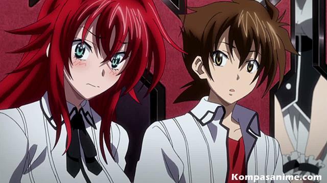 anime harem terbaik yang sangat seru untuk ditonton