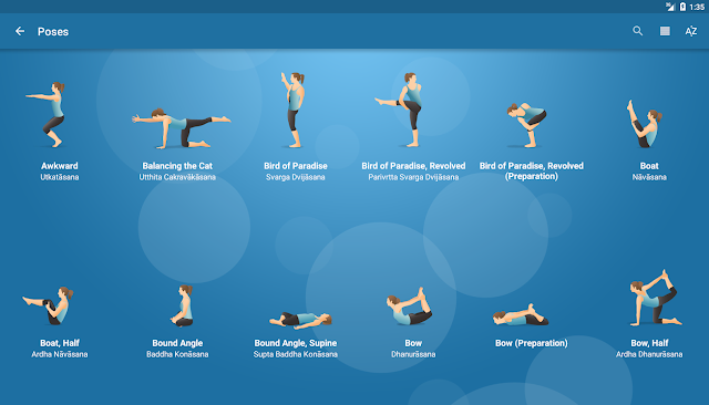 Pocket Yoga Android App Free Download
