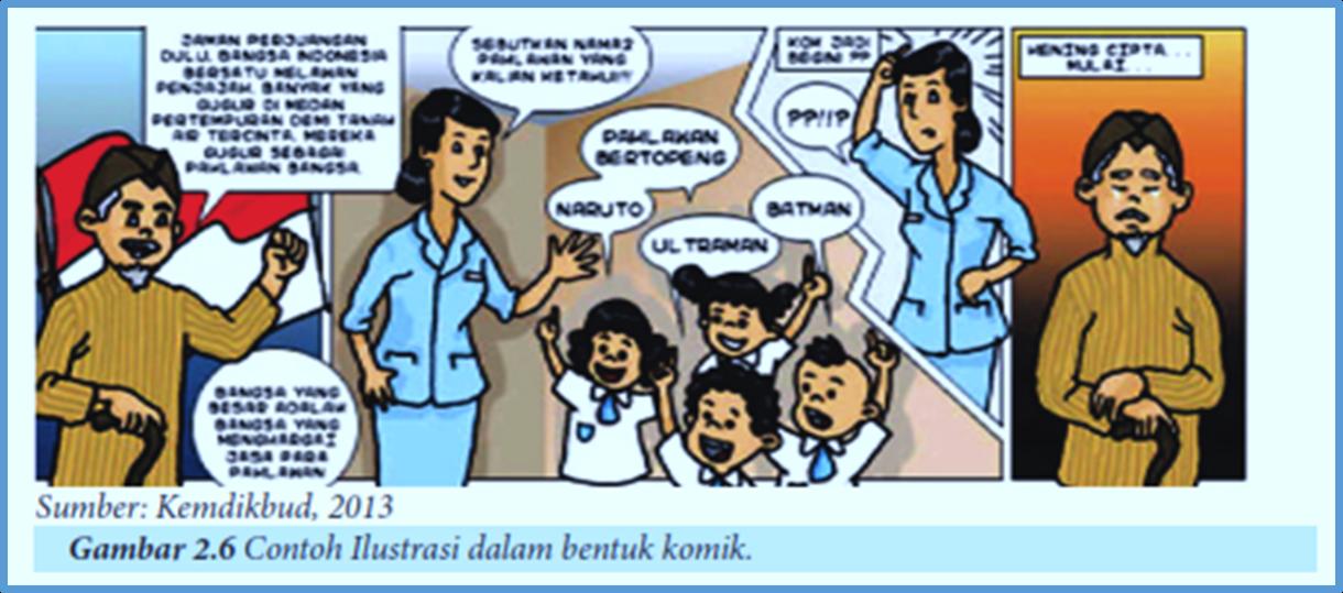 Pendidikan Dan Pembelajaran Menggambar Ilustrasi