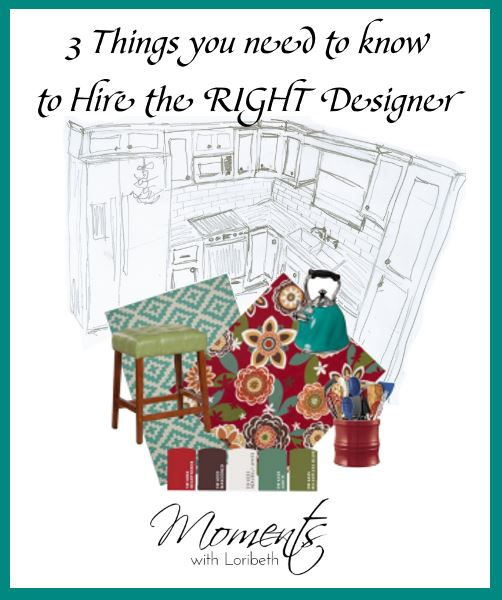 3 Things to Hire the right Interior Desiger