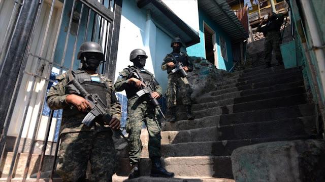 Honduras inicia operación militar para combatir crimen organizado