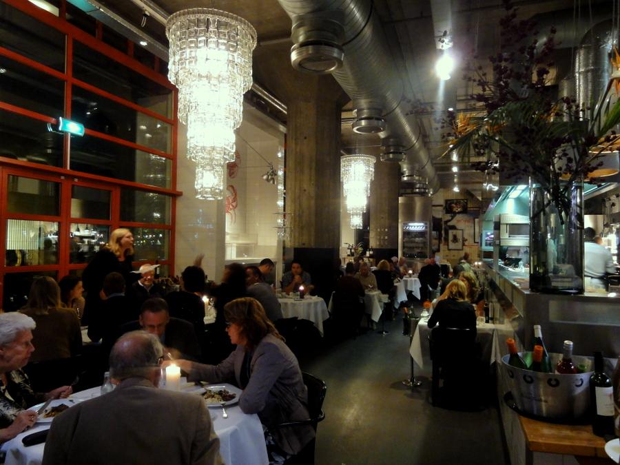 Website Bar Restaurant Las Palmas Rotterdam