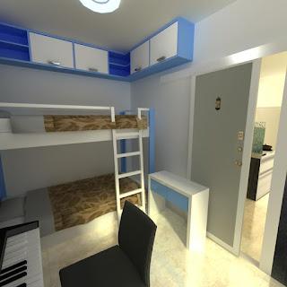 produk interior apartemen