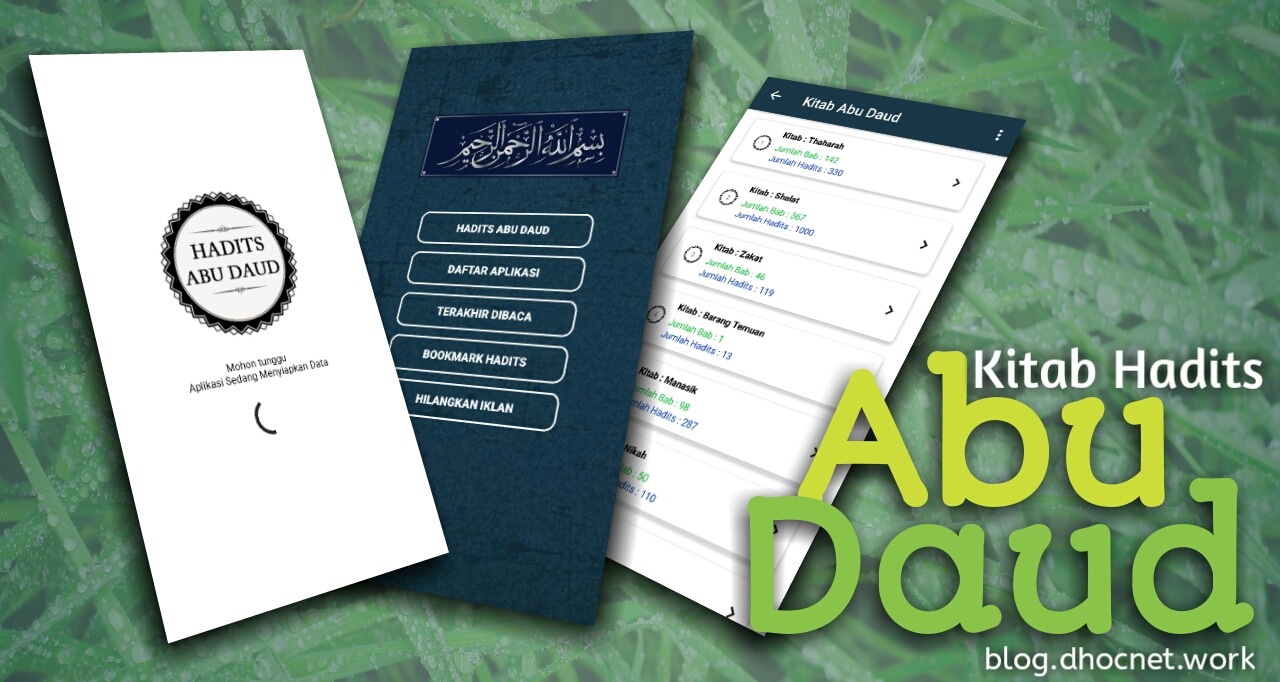 Kitab Hadits Abu Daud Untuk Android Gratis