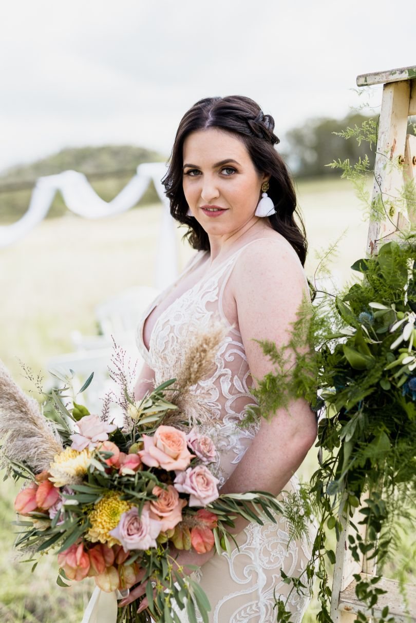 William Gordon Photography toowoomba weddings bridal gowns florals