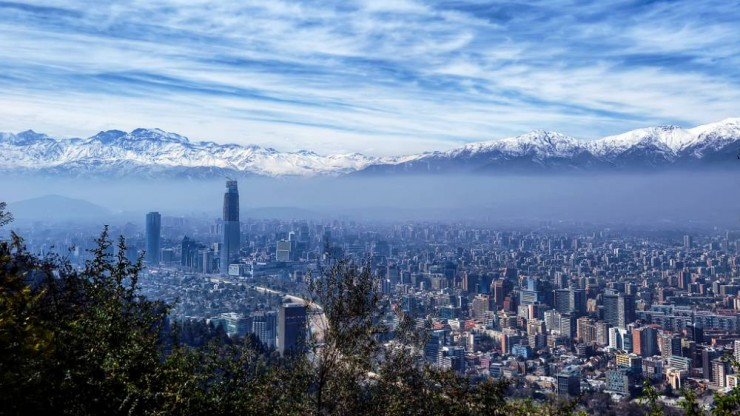 Top 10 Vibrant Cities in South America - Santiago, Chile