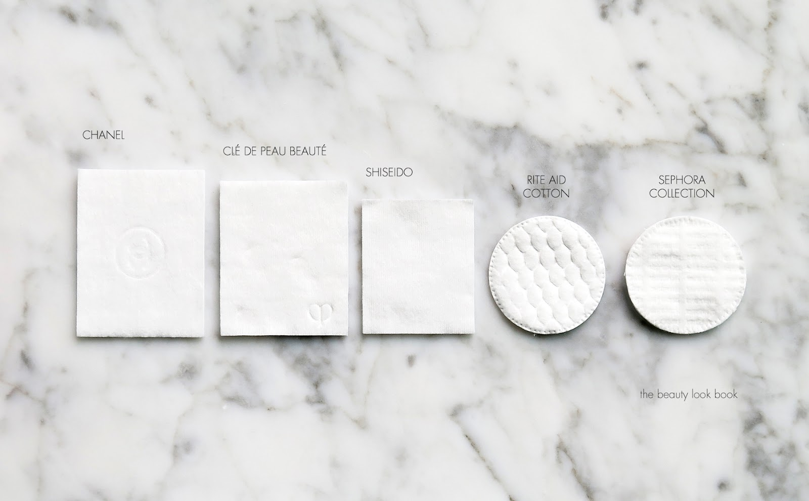 Favorite Face Cotton Pads The Beauty Look Book
