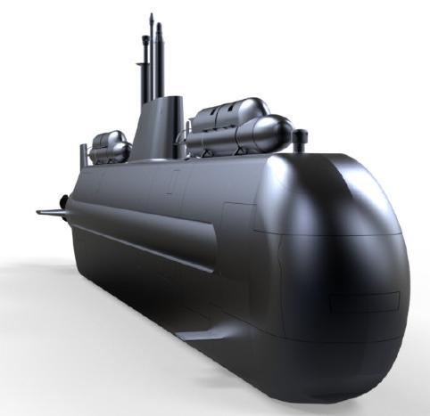 Італійський проект малого ПЧ типу DG160