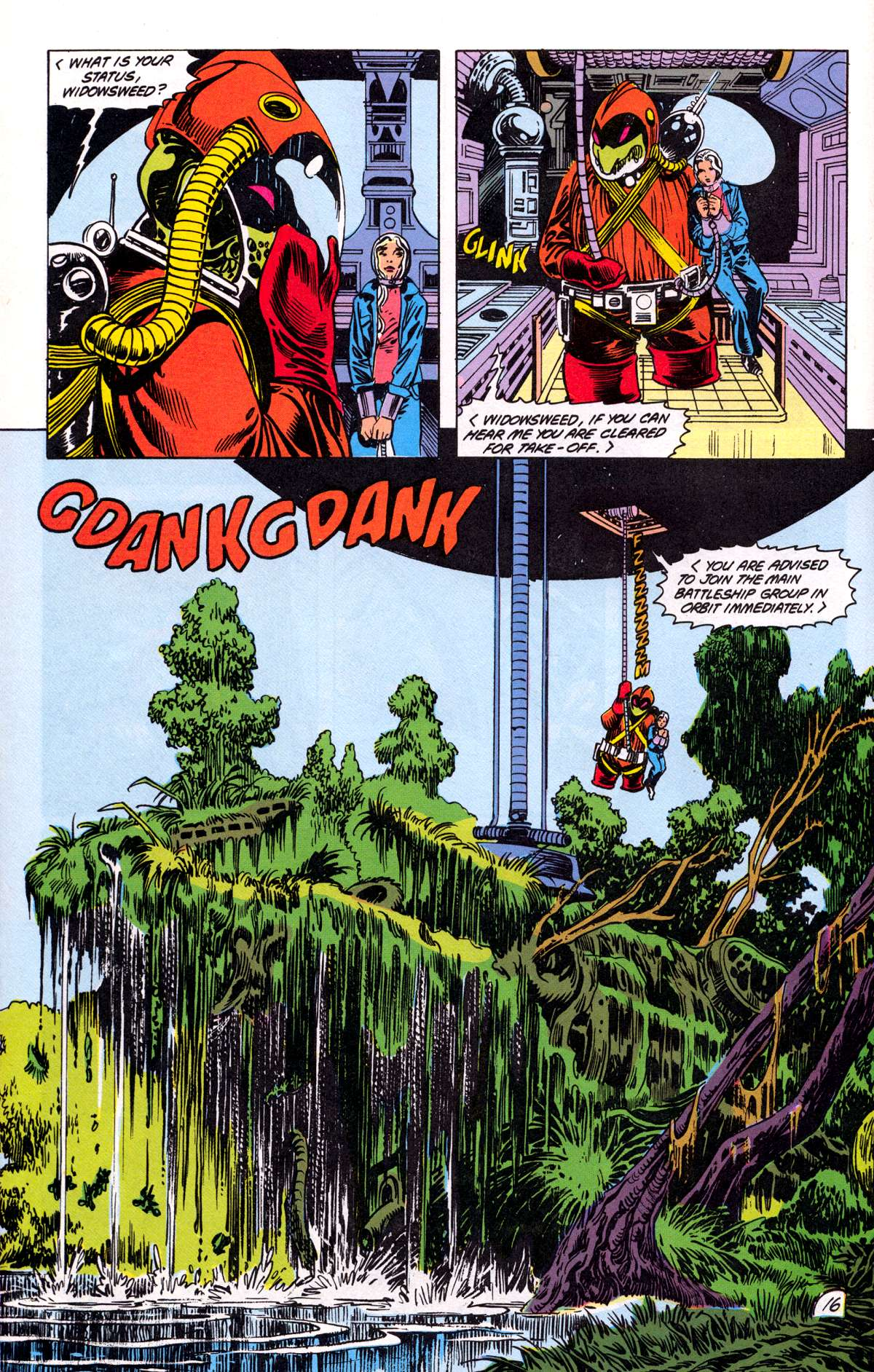 Swamp Thing (1982) Issue #81 #89 - English 17