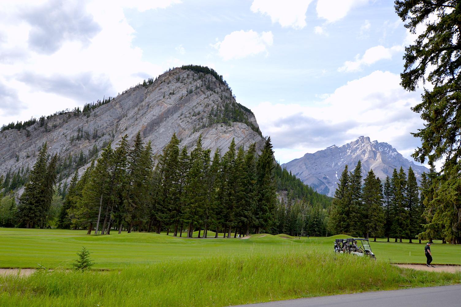 Fairmont Banff Springs Golf