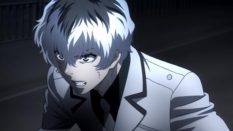 Resultado de imagen para Tokyo Ghoul:re anime