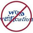 This is a word verification free blog!