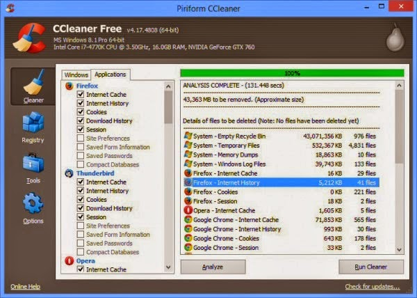 CCleaner Professional & Business 4.17 Full Crack | download game android apk ter update