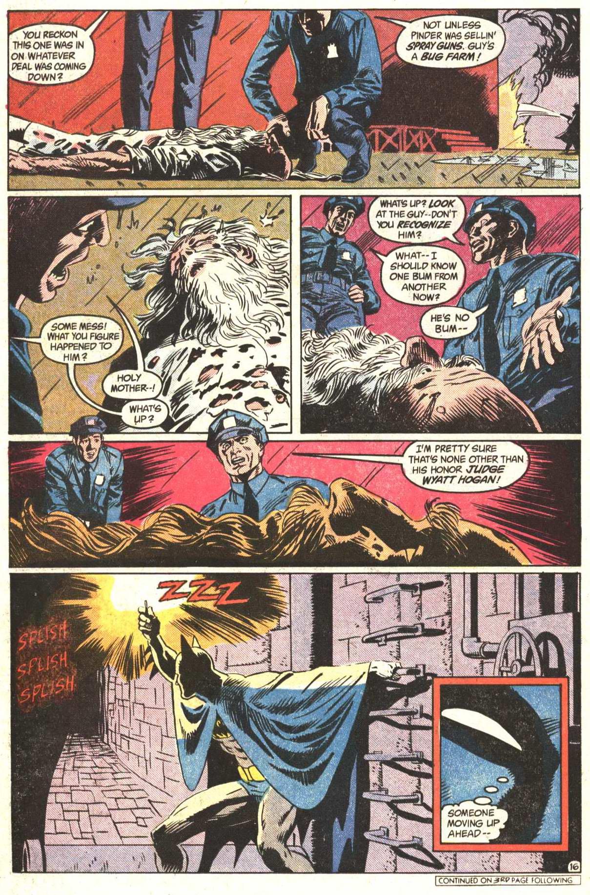 Detective Comics (1937) 585 Page 16
