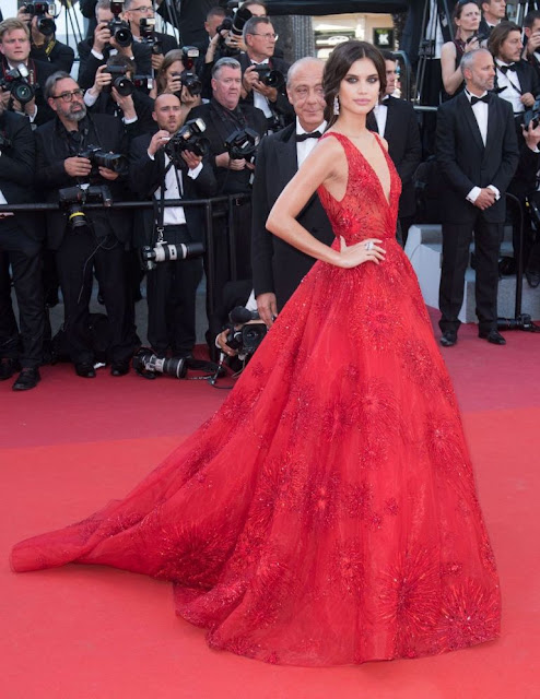 Festival de Cine de Cannes 2017 Red Carpet