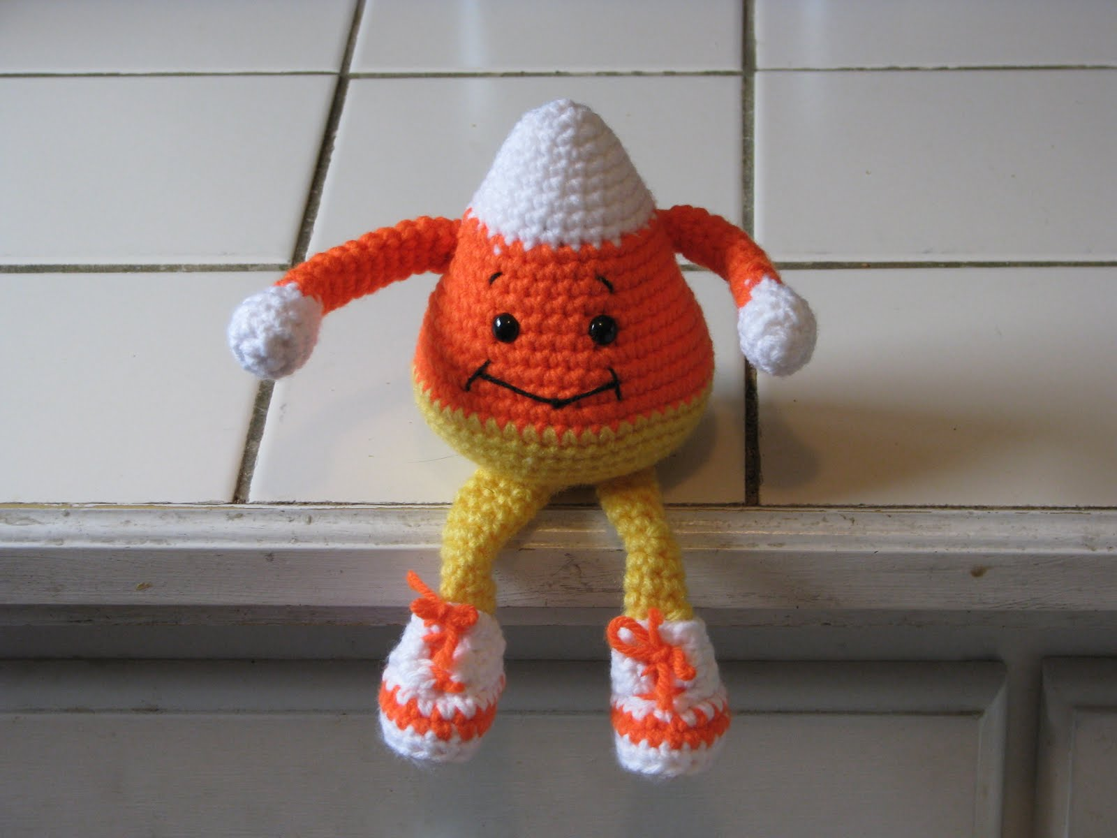 Craft Attic Resources Candy Corn Man