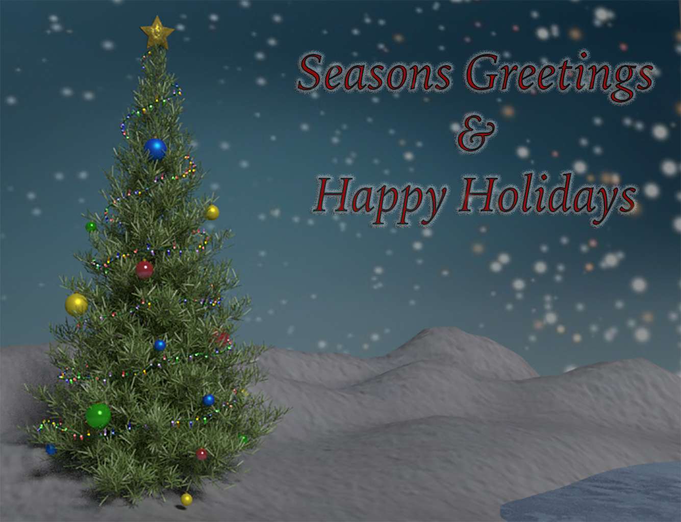 Seasons greetings happy holidays kristyandbryce Choice Image
