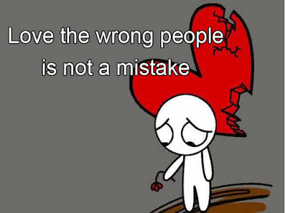 Love the wrong people