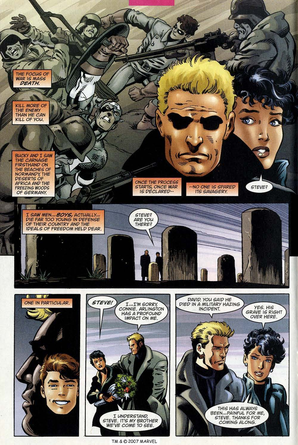 Captain America (1998) Issue #39 #46 - English 8
