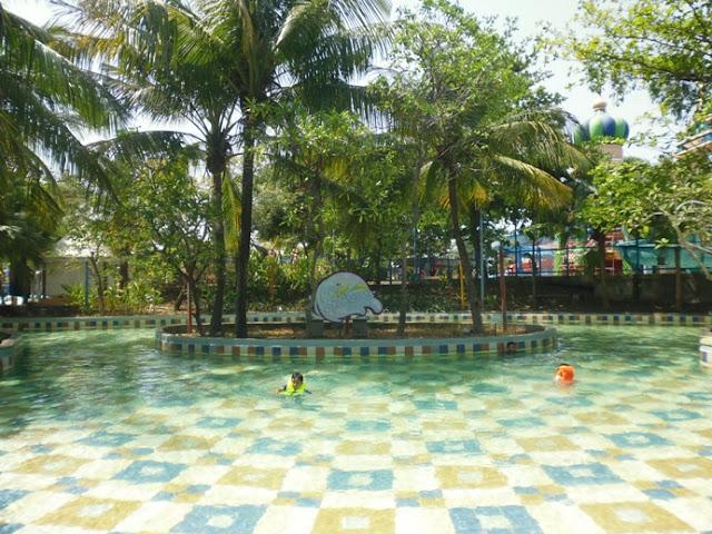 tiket masuk waterpark Surabaya